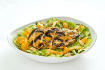 St.Louis Menu: MANDARIN CHICKEN SALAD