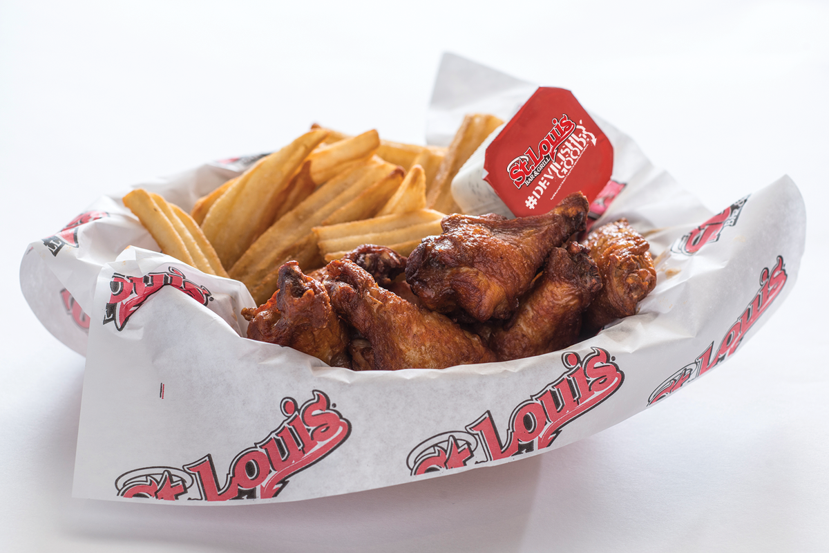 St.Louis Menu: St. Louis Devilishly Good Wings