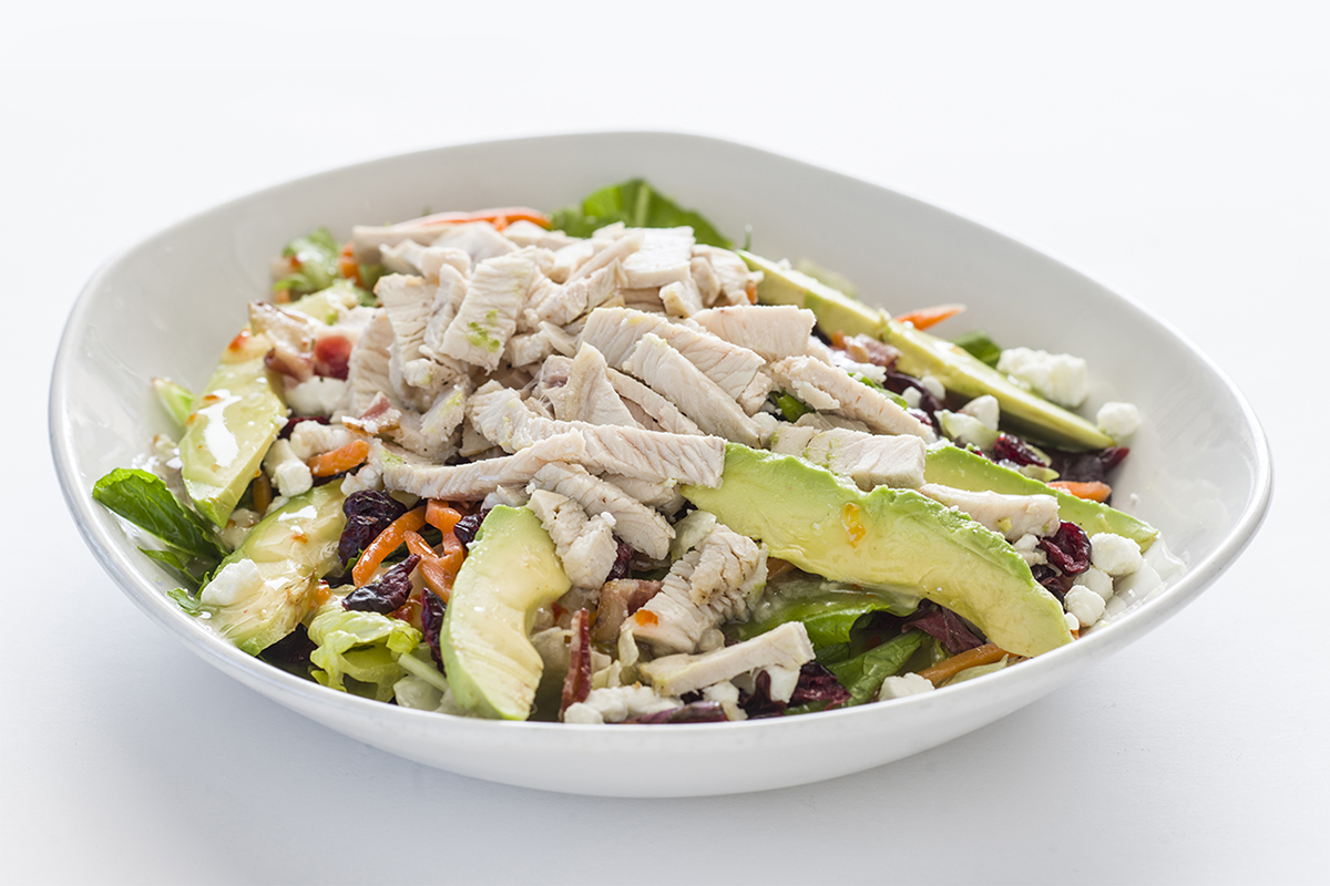 St.Louis Menu: Algonquin Turkey Salad